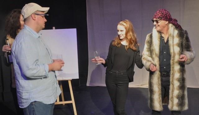 Kieran, Meg and Terry